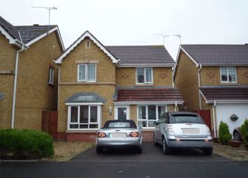 Thumbnail 4 bed detached house to rent in Cilgant Y Meillion, Rhoose, Barry
