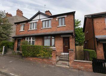 Thumbnail 3 bedroom semi-detached house for sale in 38, Sandhurst Drive, Belfast