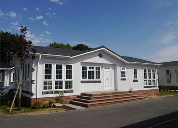 Thumbnail 2 bed mobile/park home for sale in New Walk Orchard, St Oswalds Road, Fulford, York