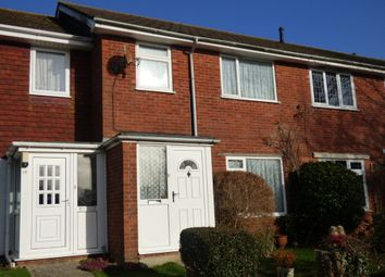 Thumbnail 3 bed terraced house for sale in Downview Road, Yapton, Arundel