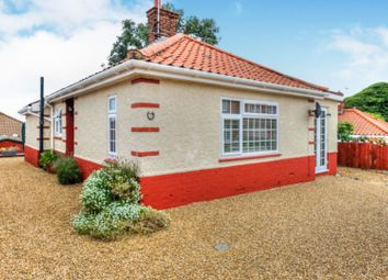 Thumbnail 2 bedroom detached bungalow for sale in Harbord Road, Cromer