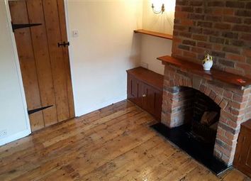 Thumbnail 2 bedroom terraced house to rent in Luton Road, Harpenden