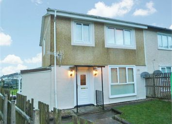 Thumbnail 3 bed semi-detached house for sale in Tai'r Twynau, Pant, Merthyr Tydfil, Mid Glamorgan