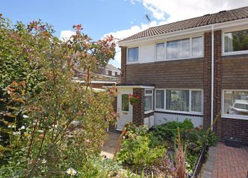 Thumbnail 3 bed semi-detached house for sale in Thorpe Gardens, Alton