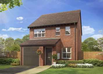 "Thumbnail 3 bedroom semi-detached house for sale in ""The Rufford "" at Bannold Road, Waterbeach, Cambridge"