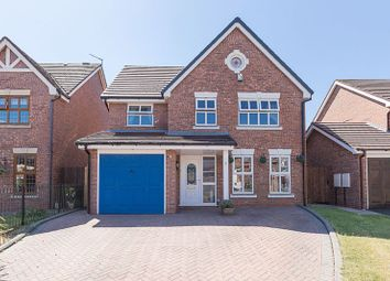 Thumbnail 4 bed detached house for sale in Sheraton Close, Orrell, Wigan