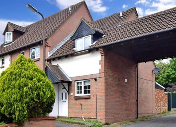 Thumbnail 2 bedroom end terrace house for sale in Hunting Gate Mews, Sutton, Surrey
