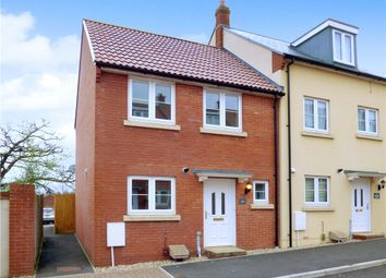 Thumbnail 2 bedroom end terrace house to rent in Dukes Way, Axminster, Devon