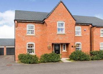 Thumbnail 4 bed detached house to rent in Brooke Avenue, Northwich, Cheshire