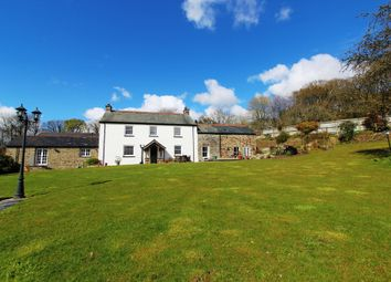 Thumbnail 8 bedroom farmhouse for sale in Lamellion, Liskeard