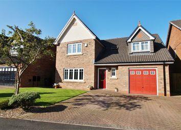 Thumbnail 4 bed detached house for sale in Parkland Drive, Parkland Village, Carlisle, Cumbria