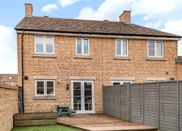 Thumbnail 3 bed semi-detached house for sale in Waterford Road, Witney, Oxfordshire