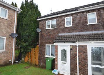 Thumbnail 2 bedroom end terrace house to rent in 43 Bryn Derwen, Radyr, Cardiff