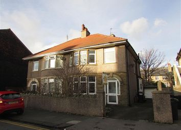 Thumbnail 3 bed property to rent in Dallam Avenue, Morecambe