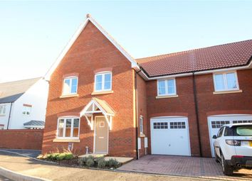 Thumbnail 4 bed semi-detached house for sale in Charfield, South Gloucestershire