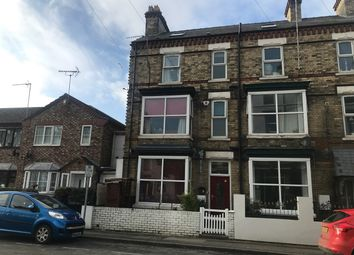 Thumbnail 4 bed end terrace house for sale in Windsor Crescent, Bridlington