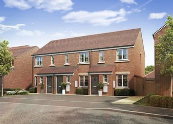 "Thumbnail 2 bedroom terraced house for sale in ""The Alnwick"" at Theedway, Leighton Buzzard"