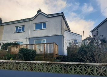 Thumbnail 2 bed end terrace house to rent in Bowles Road, Falmouth