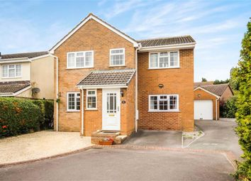 Thumbnail 4 bed detached house for sale in Glenville Close, Royal Wootton Bassett, Swindon Wilts