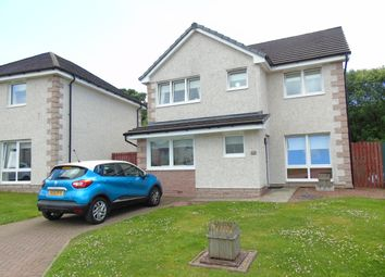 Thumbnail 5 bed detached house for sale in Ivy Leaf Place, Lennoxtown, Glasgow