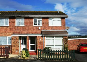 Thumbnail 3 bed end terrace house to rent in North Hills Close, Weston Super Mare