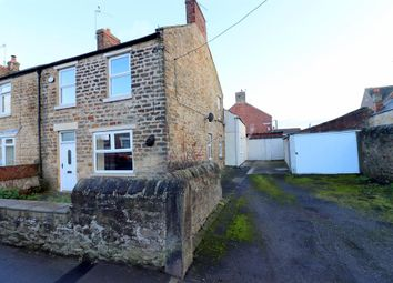Thumbnail 3 bed semi-detached house for sale in Staindrop Road, West Auckland, Bishop Auckland
