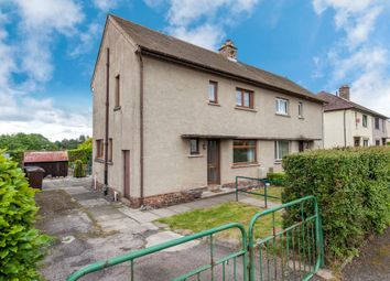 Thumbnail 2 bedroom semi-detached house to rent in Ardbeck Place, Peterculter, Aberdeen
