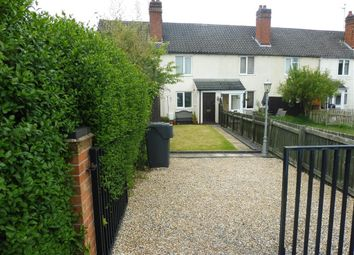 Thumbnail 2 bed terraced house to rent in Golden Cross Lane, Catshill, Bromsgrove