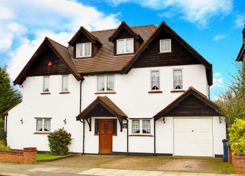 Thumbnail 6 bed detached house for sale in Alverstone Avenue, East Barnet
