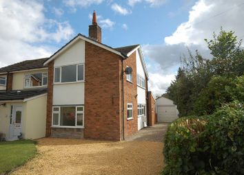 Thumbnail 3 bed semi-detached house for sale in Vicarage Road, Brewood, Stafford