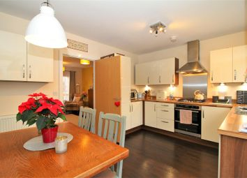 Thumbnail 4 bed detached house for sale in Hemlock Road, Coalville