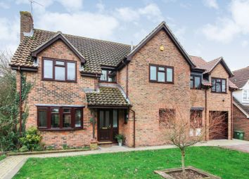 5 bed detached house for sale in Hawbush Green, Basildon SS13