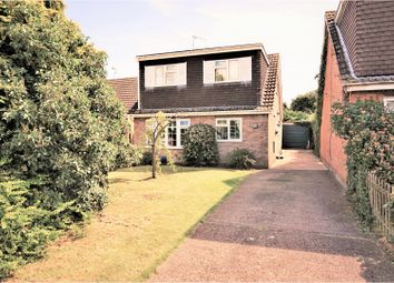 Thumbnail 4 bed detached house for sale in Bradshaw Way, Irchester, Wellingborough