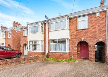 Thumbnail 3 bed terraced house for sale in Broadway, Exeter
