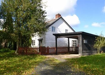 Thumbnail 3 bed cottage for sale in The Birches, Kerry Road, Newtown, Powys