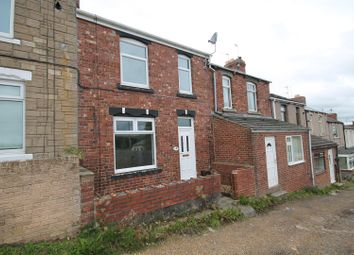 Thumbnail 2 bedroom terraced house to rent in Clarence Gardens, Crook