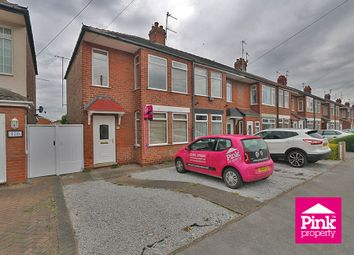 Thumbnail 3 bedroom end terrace house to rent in Kirklands Road, Hull