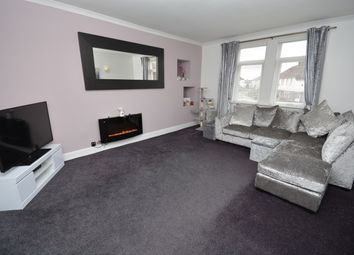 Thumbnail 2 bed flat for sale in Annanhill Avenue, Kilmarnock