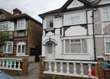 Thumbnail 3 bedroom end terrace house to rent in Huxley Drive, Goodmayes, Romford