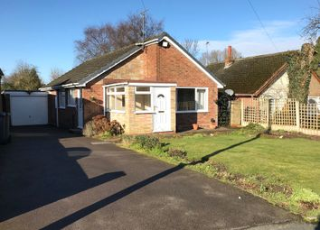 Thumbnail 3 bed detached bungalow for sale in Pear Tree Road, Brownhills