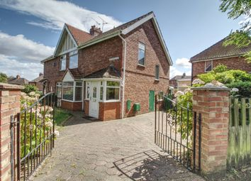 Thumbnail 3 bed semi-detached house for sale in Thornygarth, Gateshead