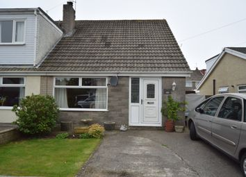 Thumbnail 2 bed semi-detached bungalow for sale in Langdale Crescent, Dalton-In-Furness
