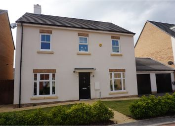 Thumbnail 4 bed detached house for sale in Glencrest Way, Wath-Upon- Dearne, Rotherham