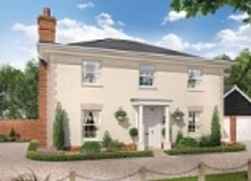 Thumbnail 4 bedroom detached house for sale in Nursery Lane, South Wootton, Norfolk