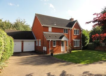 Thumbnail 4 bed detached house to rent in Winsford Road, Bury St. Edmunds