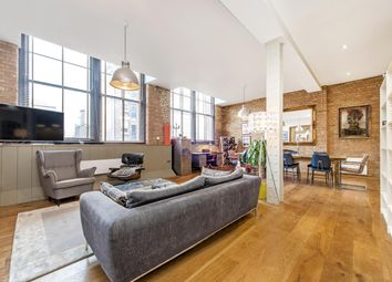Thumbnail 3 bed flat to rent in Curtain Road, London