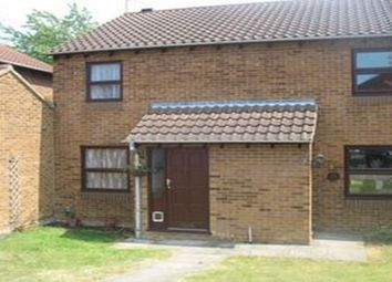 Thumbnail 2 bedroom terraced house to rent in Bridport Close, Lower Earley, Reading