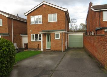 Thumbnail 3 bed link-detached house for sale in Dormy Court, Bulwell, Nottingham