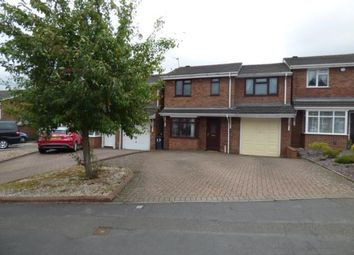 Thumbnail 3 bed detached house for sale in Sidaway Close, Rowley Regis, West Midlands