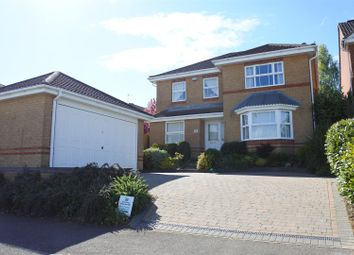 Thumbnail 4 bed property for sale in Balmoral Drive, Grantham